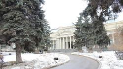 莫斯科景点-普希金艺术博物馆
