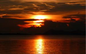 【卡帕莱岛图片】卡帕莱+马达京+仙本娜 超长游记攻略,LL带你吃好玩好!超美日出日落+惊喜篝火晚会,美图看不停!