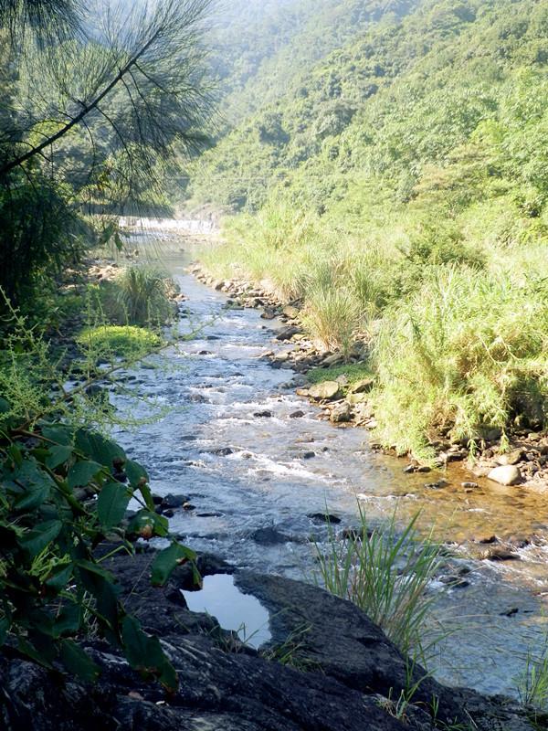 福建省旅游 福州旅游攻略 福州閩侯十八重溪