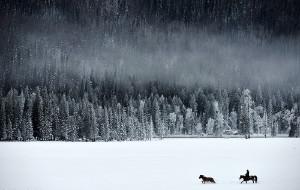 【新疆图片】世界尽头和冷酷仙境 - 冬季喀纳斯禾木行摄攻略