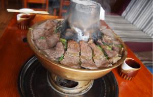香格里拉美食-吉萨达藏家特色土火锅