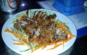 暹粒美食-Cambodian BBQ Restaurant
