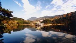 庐山景点-庐山如琴湖