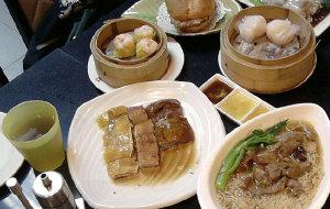 香港美食-兰芳园茶餐厅(尖沙咀店)