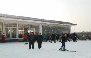 日照娱乐-浮来青旅游度假区滑雪场