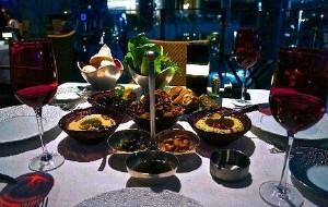 阿布扎比美食-Li Beirut