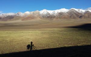 【新藏线图片】我要在荒凉中骑出繁华的风景来——孤身一人反骑新藏线