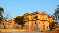 斋普尔景点-纳哈加尔堡(Nahargarh Fort)