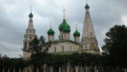 莫斯科景点-雅罗斯拉夫尔