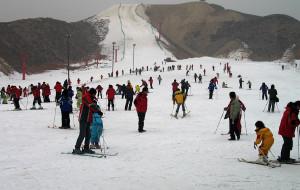 兰州娱乐-兰州西北高原滑雪场
