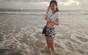 【蜈支洲岛图片】阳光 沙滩 比基尼 我要的旅行。