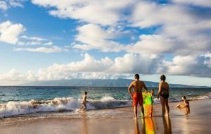 夏威夷娱乐-卡阿纳帕利沙滩