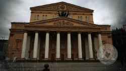 莫斯科景点-莫斯科大剧院(The State Academic Bolshoi Theater of Russia)