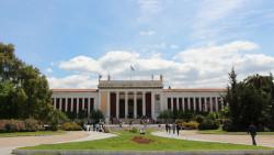 希腊景点-雅典国立博物馆(National Archaeological Museum)