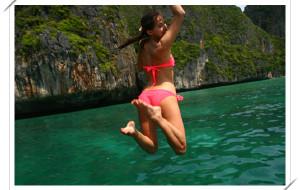 【皮皮岛图片】曼谷~甲米~皮皮岛 第三次去泰国还是一样被迷住!补充前两次大量照片~~