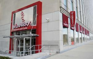 芝加哥美食-野莓煎饼和咖啡馆