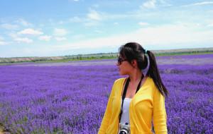 【吐鲁番图片】六月新疆去看花