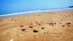 青岛景点-石老人海滨浴场