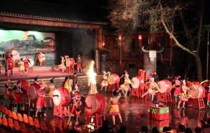 湖南娱乐-风雨苗疆篝火晚会