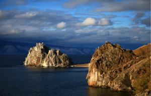 【贝加尔湖图片】西伯利亚的蓝眼睛——金秋贝加尔湖,伊尔库茨克游记
