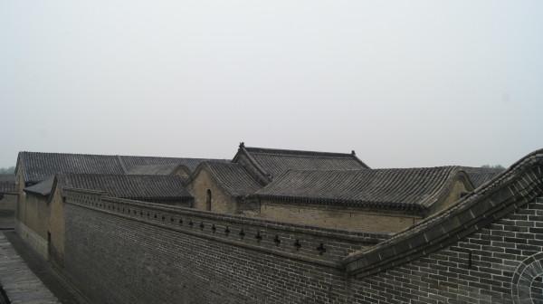 滨州 游记    平面布局是按照中国汉族民居传统方式,沿南北纵轴对称设