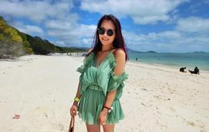 【悉尼图片】【宝藏】澳洲—那一抹纯净的蓝!(15年春节!大洋路房车自驾+汉密尔顿岛心形礁+白天堂沙滩+悉尼)