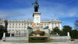 马德里景点-东方广场