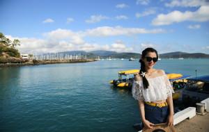 【大堡礁图片】Whitsundays —— 一 道永看不够的风景(心形礁、airlie beach、白沙滩)