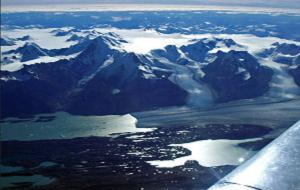 冰川国家公园图片