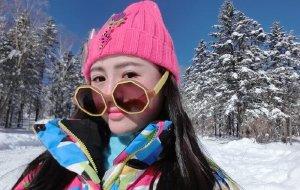 【吉林市图片】2015 行走在冬日的冷风中
