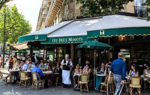 法国美食-双叟咖啡馆