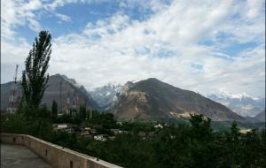 【巴基斯坦图片】这是一次长长的旅程:Karimabad,风之谷