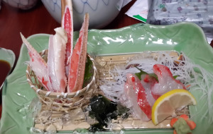 札幌美食-蟹本家(薄野店)