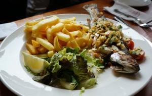 英国美食-Regency restaurant