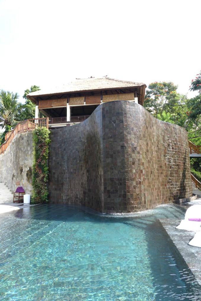 巴厘岛空中花园别墅