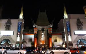 美国娱乐-格劳曼中国大剧院