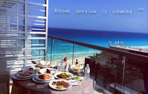 【坎昆图片】#我的完美假期# Dream Blue - Cancún 坎昆