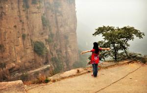 【郭亮图片】带我到山顶——2014国庆郭亮、王莽岭