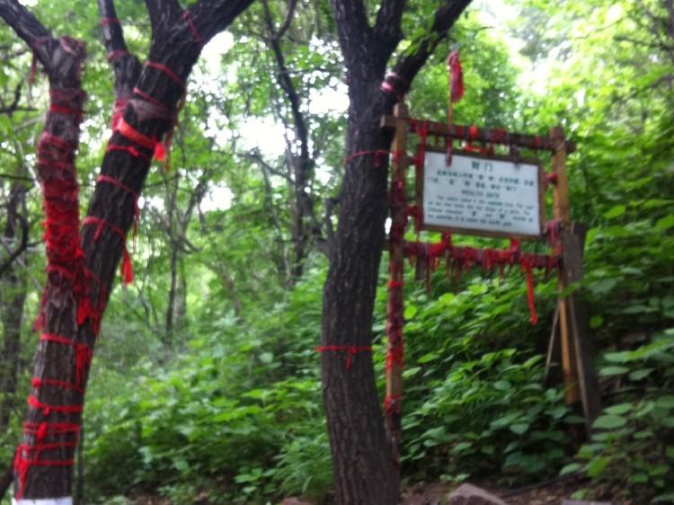 翠楓山自然風景區