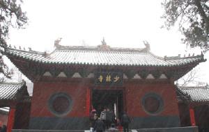 【河南图片】少林寺-天地之中满琳琅