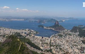 【里约热内卢图片】地狱上的天堂——上帝第七天造的里约热内卢