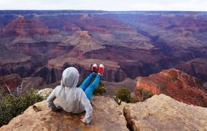 """【亚利桑那图片】【小Tina@--游美国大峡谷国家公园""""记""""】南缘-攻略篇"""