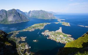 【北欧图片】我们的蜜月之旅——挪威四大峡湾+罗佛敦群岛17天自驾游