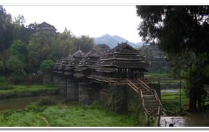 【三江图片】2014,陪爸妈游西南之贵州三江程阳风雨桥篇