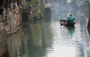 【德清图片】小镇新市,江南的雨,儿时的味