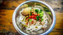 阳朔美食-老油条甲天下桂林米粉(GuiLin Rice Noodle)