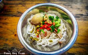 桂林美食-老油条桂林米粉(滨江码头总店)