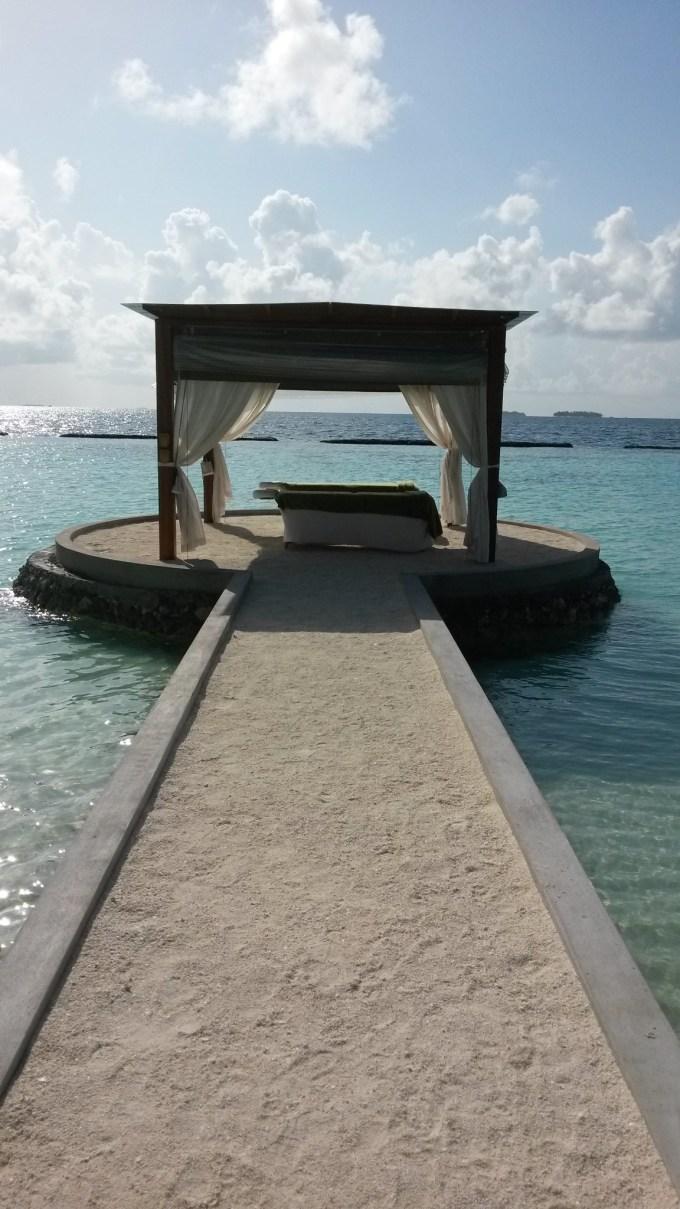 消夏计划#我的海岛婚礼马尔代夫马富士法鲁(maafushivaru) 椰子岛(ku