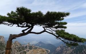 【西递图片】登百步云梯,赏西海仙境——风雪黄山+宏村之旅