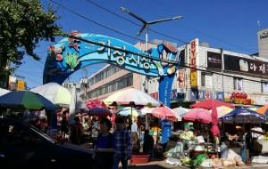 釜山美食-机张市场